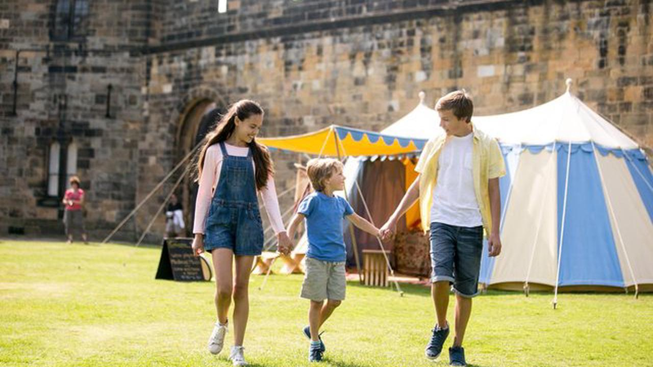 Alnwick Castle, filming location for Harry Potter, relaunches special deal for visitors