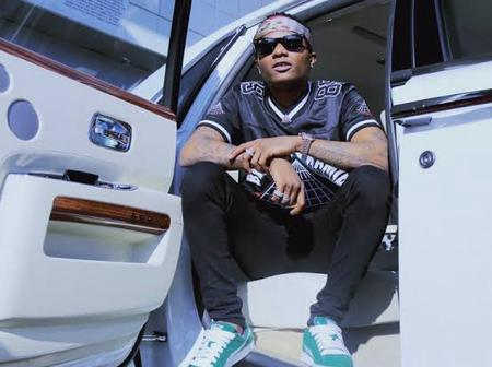 Check Out Some of The Luxurious and Expensive Cars Wizkid Has in His Garage (Photos)