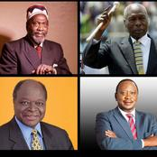 Ex Kenyan President Who Never Attended Church For 15 Years and The Reason