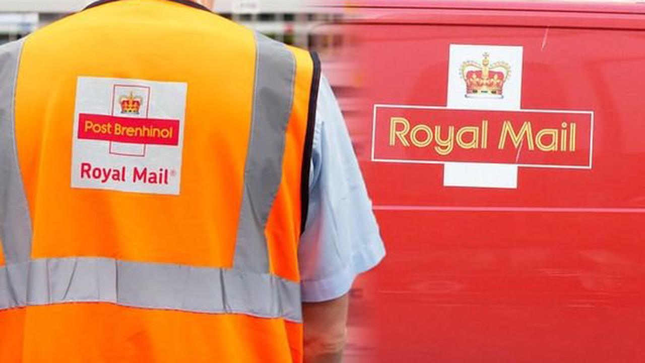Royal Mail issues latest service update ahead of weekend - delays expected in UK