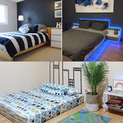 Thinking Of How To Arrange Your Small Room? Here Are 30 Room Design Inspirations.(Photos)