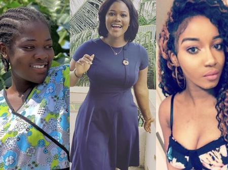 Between Koo Fori's Daughter, Sandra Ababio's Sister & Kenndy Agyapong's Daughter Who Looks Cute?