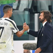 Andrea Pirlo confirms Cristiano Ronaldo and Paulo Dybala are included in the squad to face Genoa.