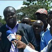 Robert Alai Alleges Why ODM Leader Missed His Kibera Rally
