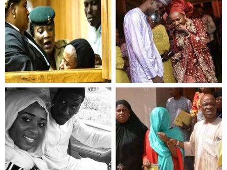Watch Throwback Videos Of Maryam Sanda's Marriage & When She Was First Sentenced To Death