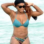 Checkout how tennis superstar Serena Williams slays effortlessly in a bikini