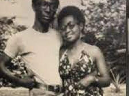 Check Out Throwback Photos Of Dr. Ngozi Okonjo-Iweala With Her Husband