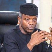 Ban on cryptocurrencies might be lifted, as Yemi Osinbajo calls for regulation on cryptocurrencies.