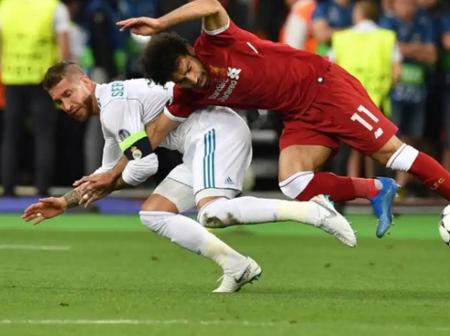 Look At Why Muhammad Salah Will Be Happy To Face Real Madrid In Their Champions League Match.