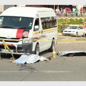 Taxi owner shot dead as taxi wars lead to gun fight at taxi rank