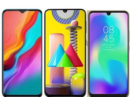 Need A Quality Phone? See These Phones That Have 6000mAh Battery And Price Below 70,000 in 2020