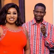 Actress Mide Martins Shares Adorable Pictures Of Hubby As He Celebrates Birthday Today