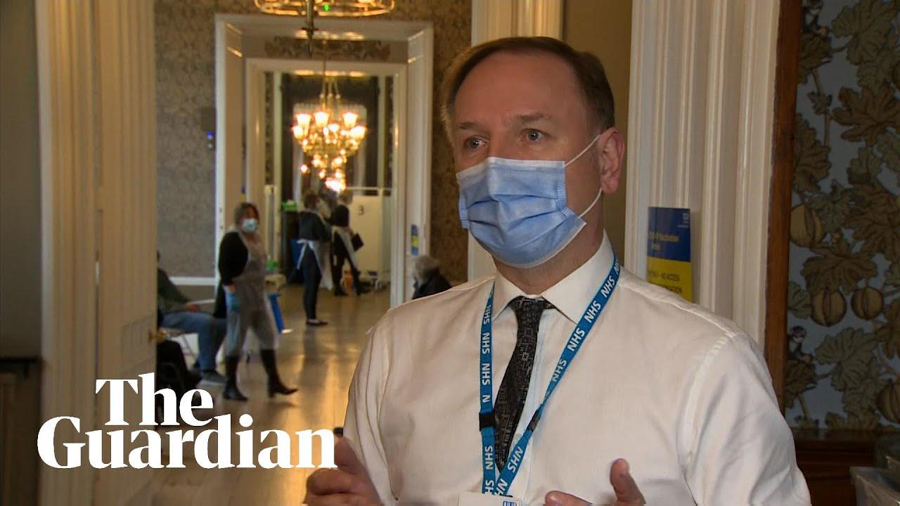 NHS chief: 'We're back in the eye of the storm'