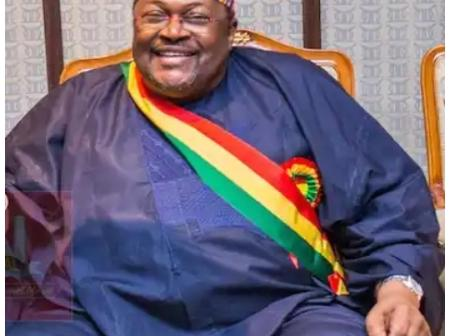 Meet The Second Richest Man In Nigeria After Aliko Dangote - Mike Adenuga