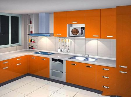 How To Select The Right Colour For Your Kitchen (Photo)