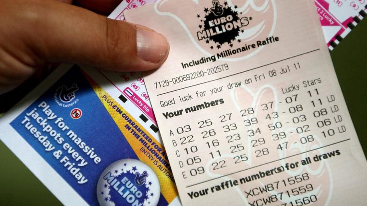 EuroMillions winner has just days to collect £1m jackpot prize before it expires