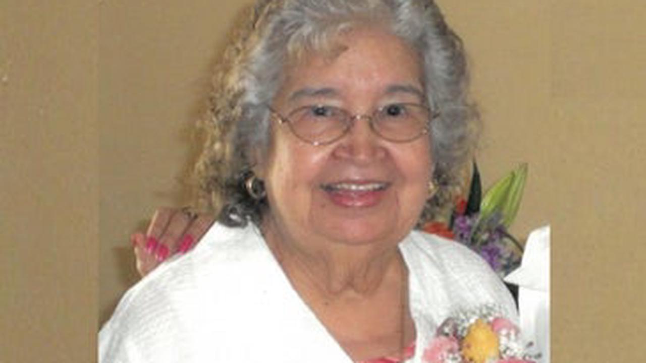 Obituary: Gregoria S. Camacho