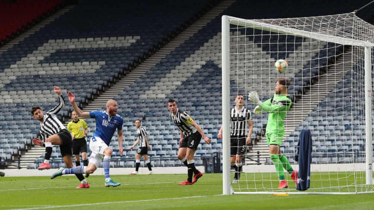 St Johnstone beat St Mirren to reach Scottish Cup final after Covid scare