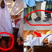 See 3 Things I Noticed In The Photos Of The Released Students That Shows They Faced Harsh Conditions
