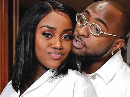 """""""I Will Drag Davido To Court If I Were Chioma"""" – Fan Says After Chioma Deleted Davido's Pictures"""