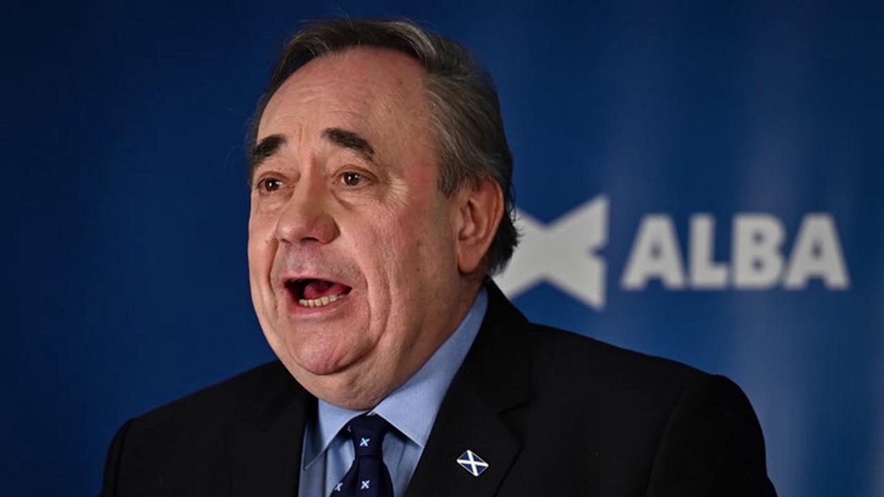 Alex Salmond behind Boris Johnson as most unpopular political leader in Scotland