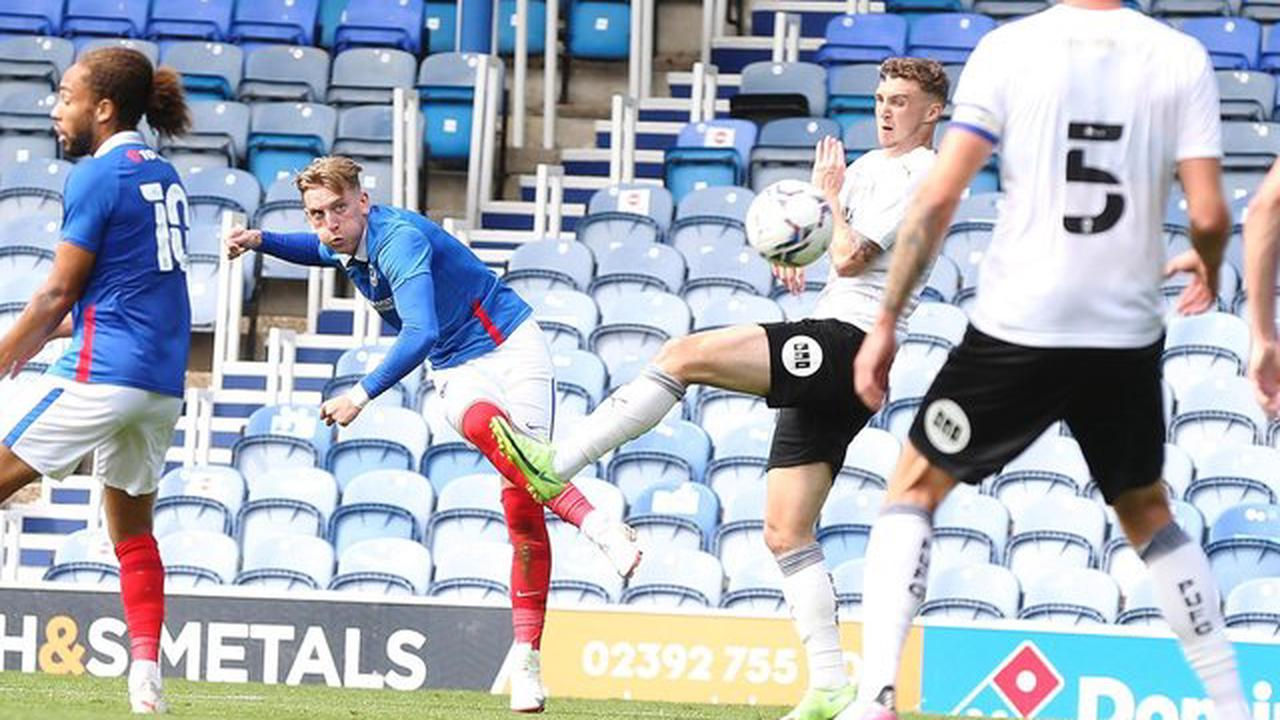 Portsmouth 2 Peterborough 0 - Bright Blues secure friendly win over Championship Posh as supporters return to Fratton Park