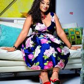 Actress Ellen K. White said she would have been happy if Ernest Opoku was her boyfriend.
