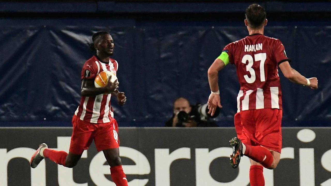 Kayode in action, Yatabare scores as Sivasspor hold Samatta-less Fenerbahce