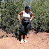 She said she went for solo hiking but something didn't add up