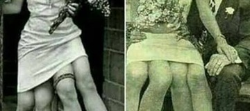 See the man who married the lady with four legs and two genitals