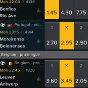 Late Night's Must Win GG,Over 2.5 Goals VIP Multibets To Bank