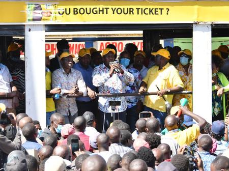 Seven Ruto's Allies Ditch UDA's Machakos Senatorial Candidate to Back Up Wiper's Agnes Kavindu