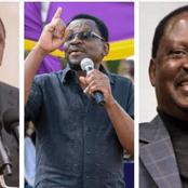 James Orengo And Junet Mohamed Leaks What Karanja Kibicho Is Secretly Doing To Raila Odinga