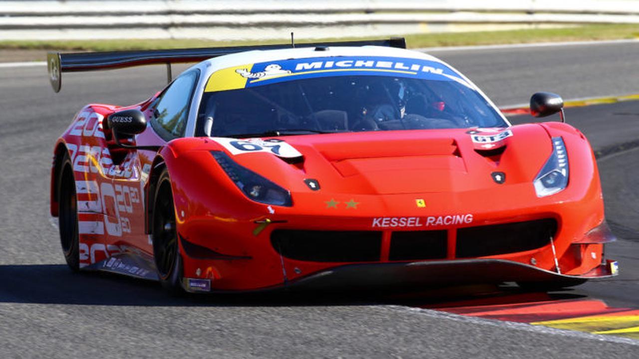 Deux Ferrari 488 GT3 pour Kessel Racing