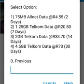 Easy way to change your data plan and get the plan you can afford