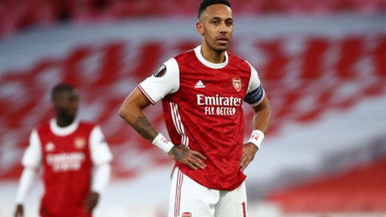 Jack Wilshere 'feels sorry' for Pierre-Emerick Aubameyang after Arsenal's Europa League exit