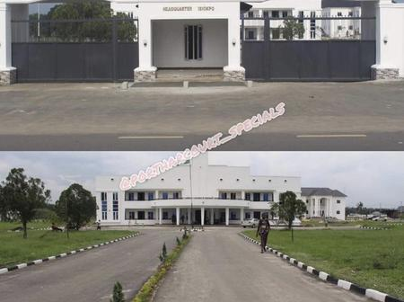Clap For Ikwerre People. This Is Probably The Most Beautiful Local Govt. Headquarters In Nigeria