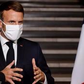 أحمد موسى ينفعل على رئيس فرنسا ويوجه له هذه الرسالة: