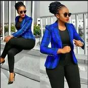 Ladies, look stunning and fascinating in these corporate wears this week