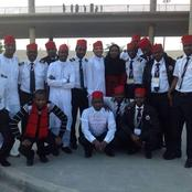 The Picture Of Msc, PhD Holders And Pilot Who Were Sponsored To Jordan By Kwankwasiyya Foundation