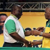 'Magashule Is Cleaning The ANC'