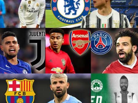 Wednesday Evening Transfer News: Done Deal, Dybala, Emerson, Varane, Lingard, Salah And More