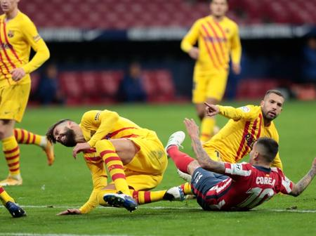 REPORTS: Barcelona hit with another injury blow as TWO PLAYERS join Gerard Pique on treatment table