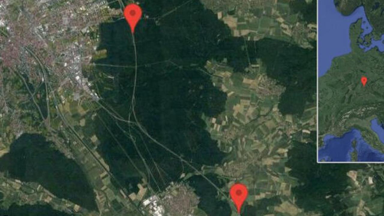 Hirschaid: Straßenarbeiten auf A 73 zwischen Bamberg-Süd und Bamberg-Ost in Richtung Bamberg
