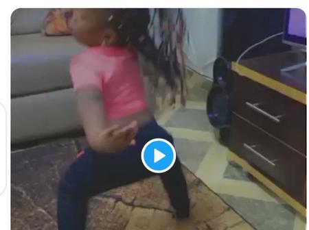Video Of A Little Girl Dancing To Naira Marley's Song Sparks Controversies Online