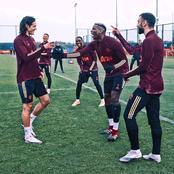 Man United Injury Update: Featuring Cavani, Paul Pogba, Juan Mata and Phil Jones