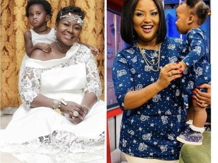Top 5 Celebrities Who Gave Birth At Age 40 Yet Makes Motherhood Attractive. (PHOTOS)