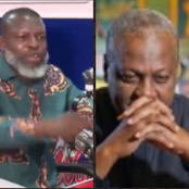 Stop Taking Credit For Yourself Because You Don't Deserve It- Chairman Owusu Omar Tells Mahama