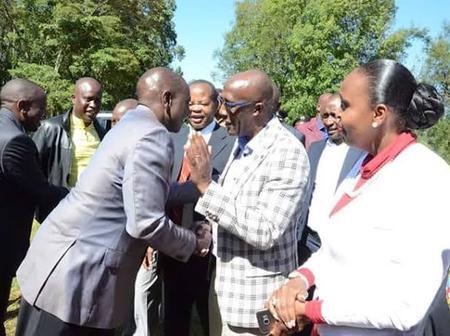 I See Myself Working With Ruto Soon - Kieleweke MP From Mt Kenya Discloses