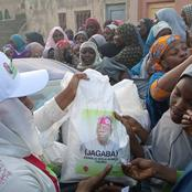 2023 Elections: Tinubu loyalists begin rice distribution in Kano State